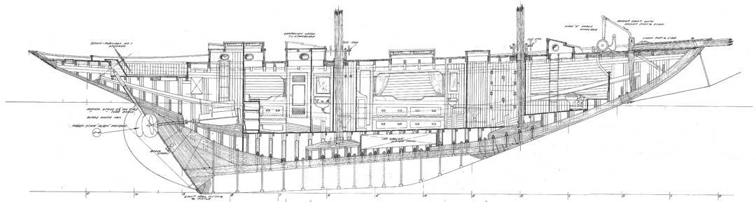 1926 Interior Plans