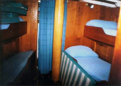 Forward Cabin.