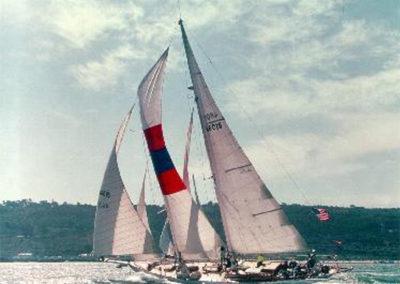 Shakedown Sail